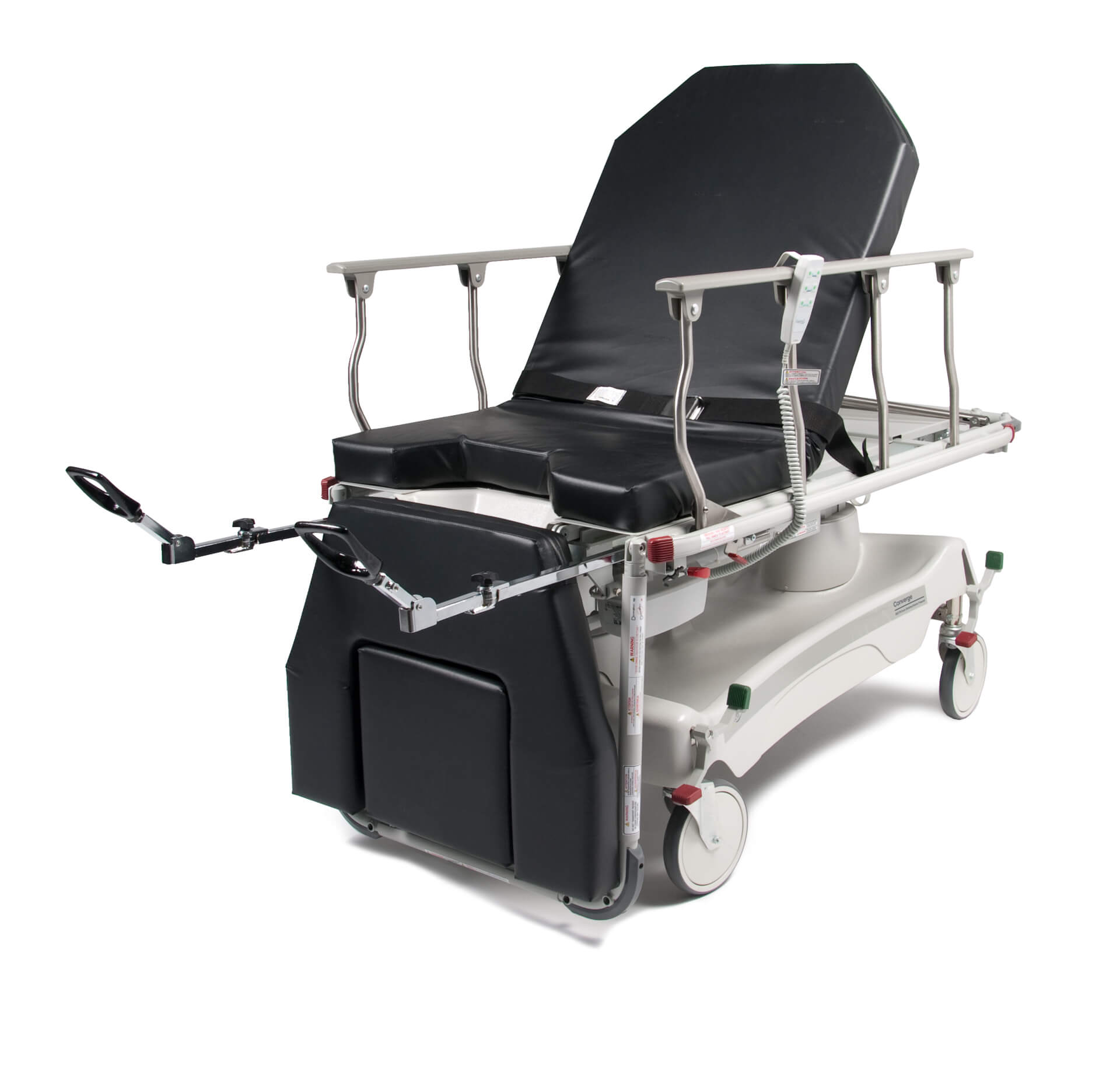 ConVerge™ Powered Treatment and Exam Stretcher