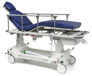 Mobile Powered Surgi Stretcher.